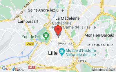 8 bis rue au Péterynck, 59800 Lille, France