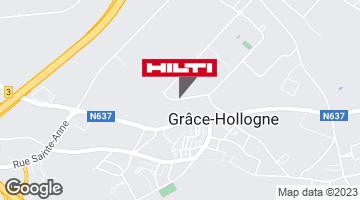 Hilti Store Liège