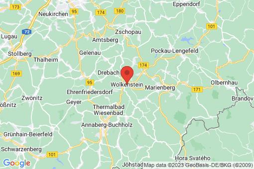 Karte Wolkenstein