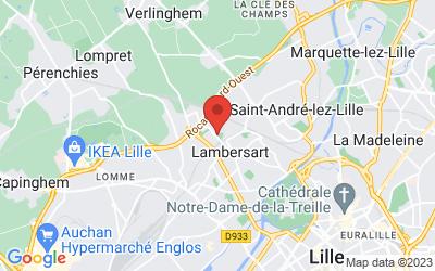59130 Lambersart, France