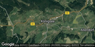 Google Map of Königsee