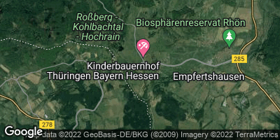 Google Map of Andenhausen