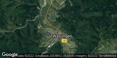 Google Map of Wasungen