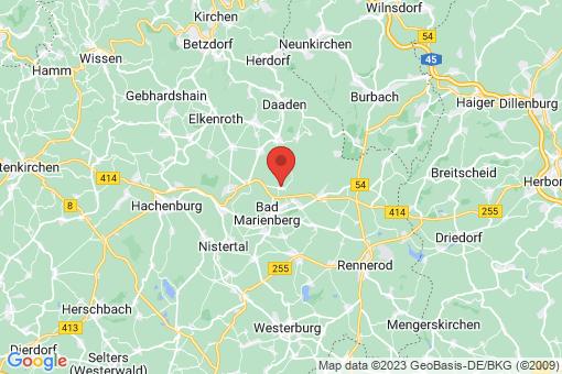 Karte Lautzenbrücken