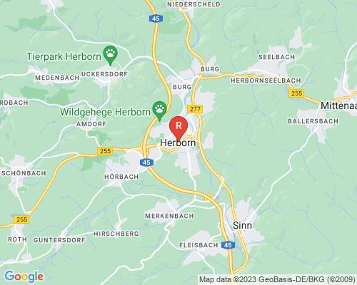 Google Karte von Rohrreinigung Herborn