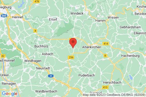 Karte Giershausen