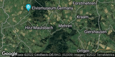Google Map of Mehren