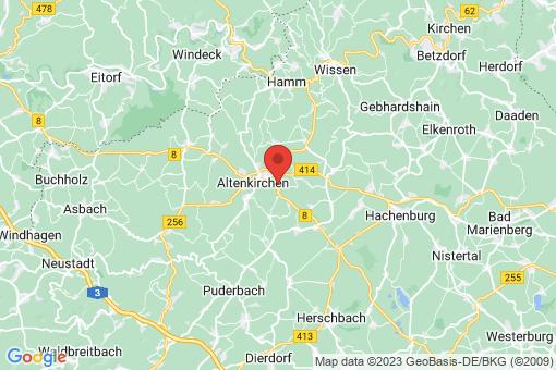 Karte Michelbach