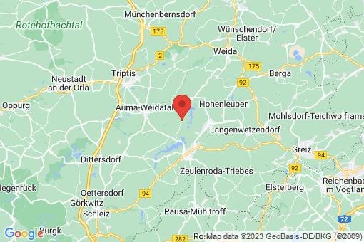 Karte Merkendorf
