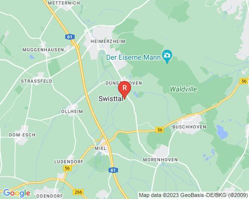 Google Karte von Rohrreinigung Swisttal