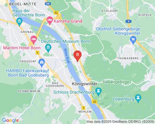 Google Karte von Rohrreinigung Königswinter