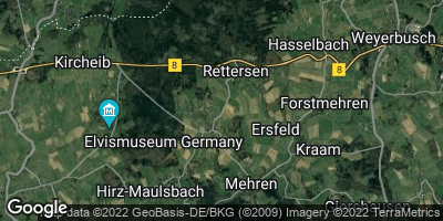Google Map of Rettersen