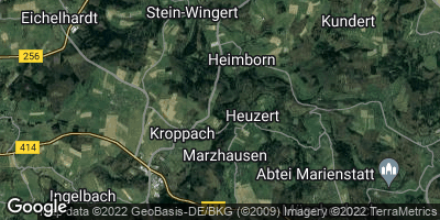 Google Map of Heuzert