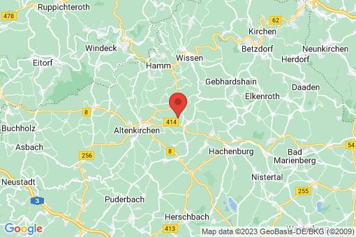 Karte Giesenhausen