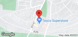 Halfords Dorchester location