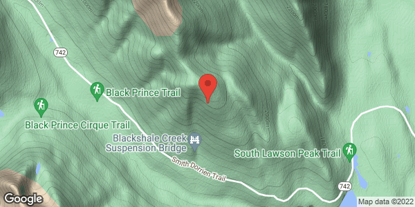 South peak of Kent Ridge