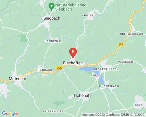 Google Karte von Rohrreinigung Bischoffen