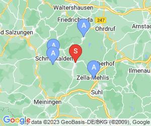 Karte für Zur Hallenburg