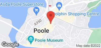 Halfords Poole location
