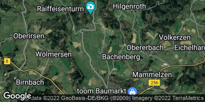 Google Map of Busenhausen