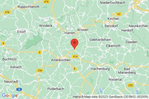 Karte Eichelhardt