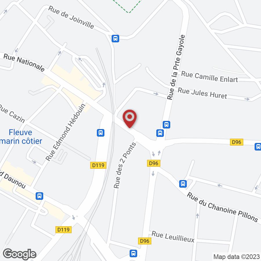 CER LANOY JEAN-YVES à Boulogne-sur-mer