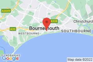 Bournemouth House Library on the map