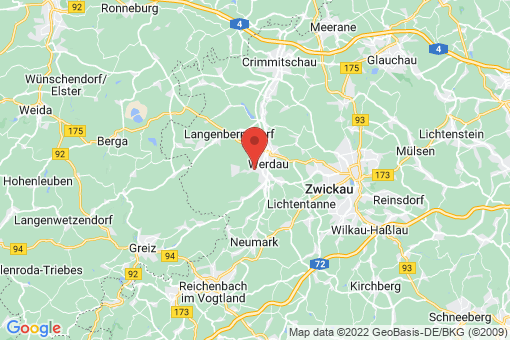 Karte Leubnitz