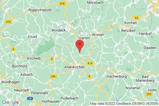 Karte Obererbach