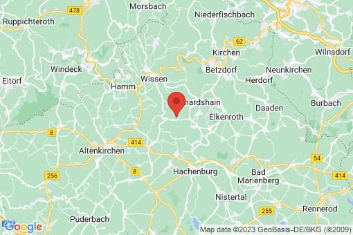 Karte Mörsbach