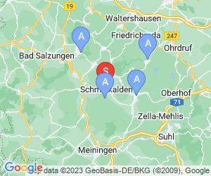 Karte für Teichhotel