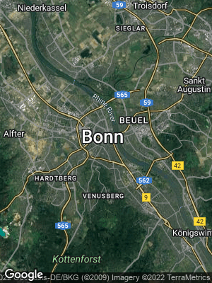 Google Map of Bonn