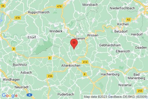 Karte Hilgenroth