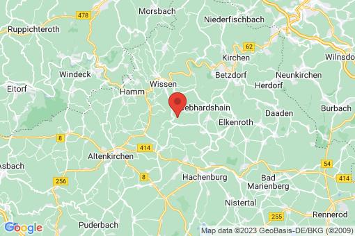 Karte Fensdorf