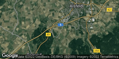Google Map of Liederbach