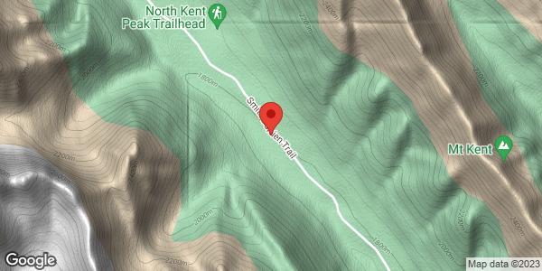 Mt Black Prince Area