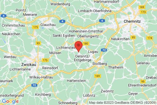 Karte Hohndorf