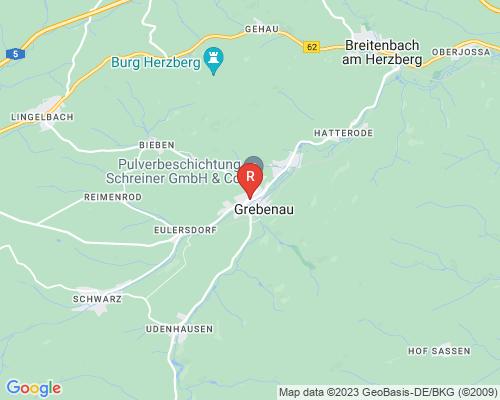 Google Karte von Rohrreinigung Grebenau
