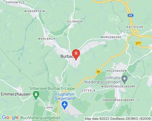 Google Karte von Rohrreinigung Burbach