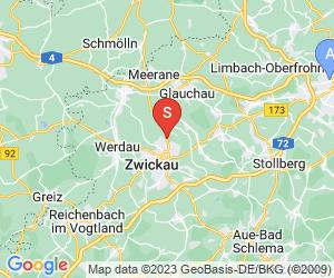 Karte für Shoot Club Zwickau e.V.