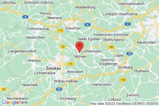 Karte Mülsen Mülsen Sankt Micheln