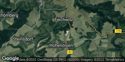 Google Map of Teichwitz