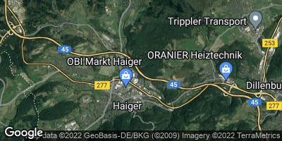 Google Map of Haiger