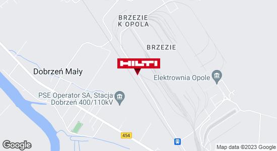 Wyświetl instrukcję Hilti Store Opole