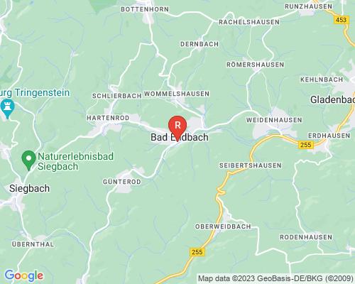 Google Karte von Rohrreinigung Bad Endbach