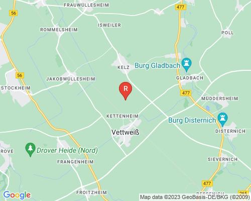 Google Karte von Rohrreinigung Gladbach