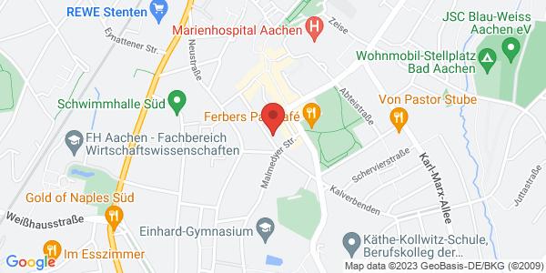 Einsatzkarte Kochtopfbrand