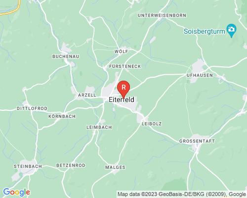 Google Karte von Rohrreinigung Eiterfeld