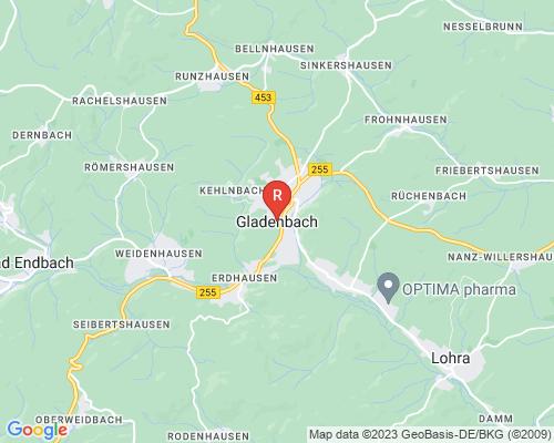 Google Karte von Rohrreinigung Gladenbach