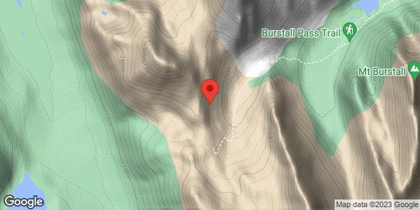 Burstall Pass